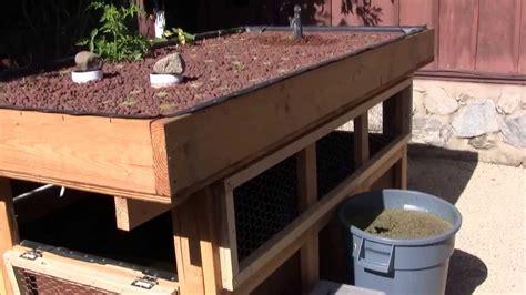 aquaponics  tiered  yard gardening  fish farming
