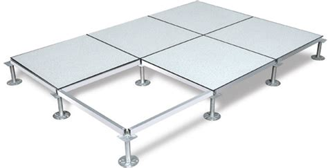 Steel Raised Floor by Raised Floor System Imprint Dcs