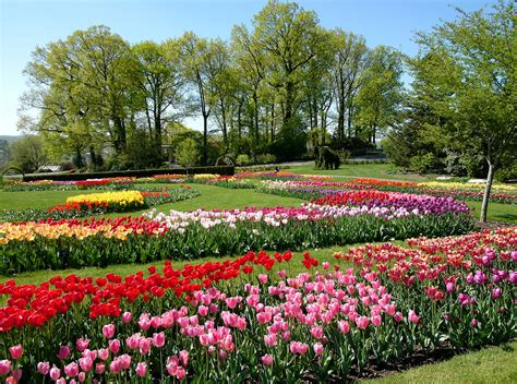 the fragrant harshey gardens pennsylvania usa world