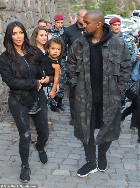 matching father daughter tattoos kim kardashian and kanye west represent a family for the