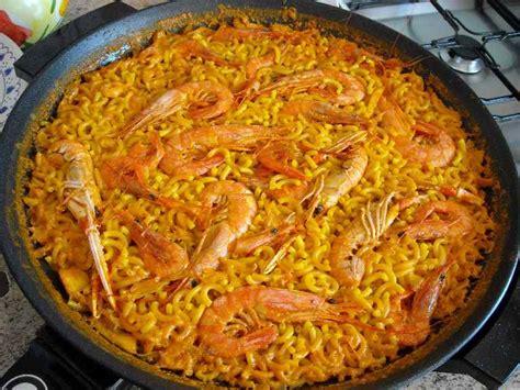 lade a palla receta de fideu 225 de pescado cocina valenciana