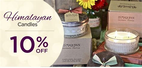 Himalayan Handmade Candles - himalayan handmade candles