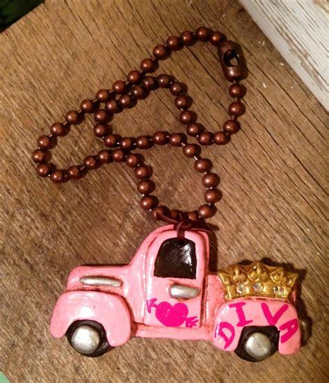 sookie sookie truck necklace www barbboutique