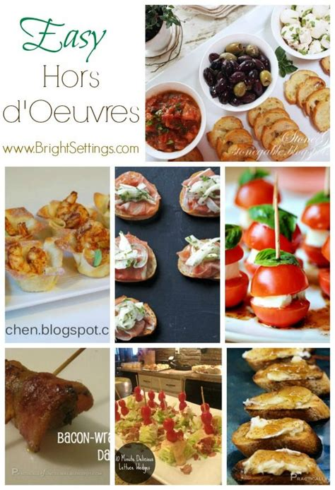 hor d oeuvres ideas 24 best images about appetizers and dips on pinterest
