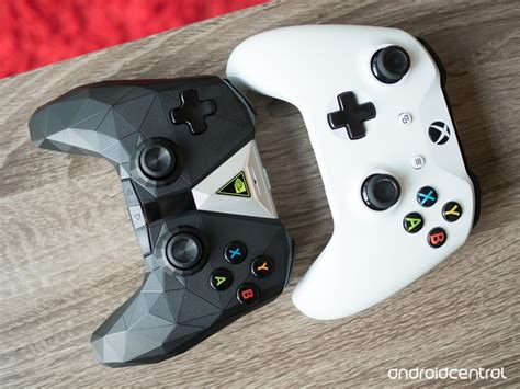 xbox one controller android how to pair a ps4 or xbox one controller to nvidia shield tv android central