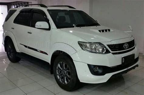 Out Fortuner 2015 Murah mobil kapanlagi dijual mobil bekas bandung toyota fortuner 2014