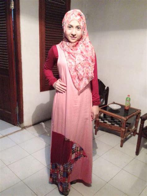 tutorial pashmina joyagh berhijab cantik nan modis ala rahmi nurullina tutorial