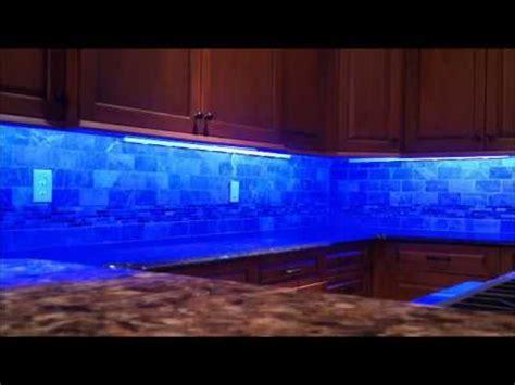 led  cabinet lights  installed   carpets
