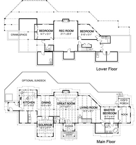house plans the oxford cedar homes
