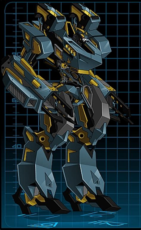 Mecha Blade Chain Blade No3 mech quest play space in our free sci fi