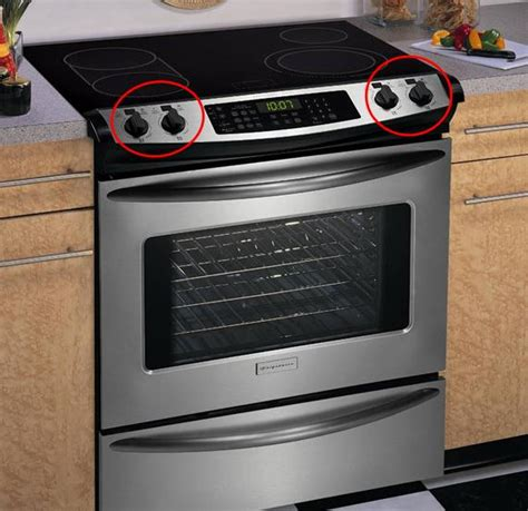 Frigidaire Electrolux Gallery Series Cooktop frigidaire and electrolux icon electric smoothtop cooktops and slide in ranges recalled due to