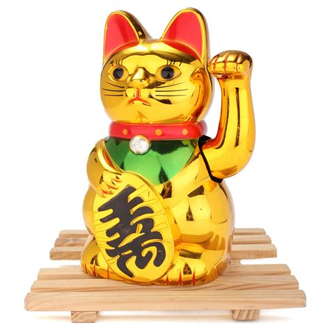 Squishy Lucky Cat Maneki Neko Kucing Keberuntungan Hoki image gallery lucky china cats
