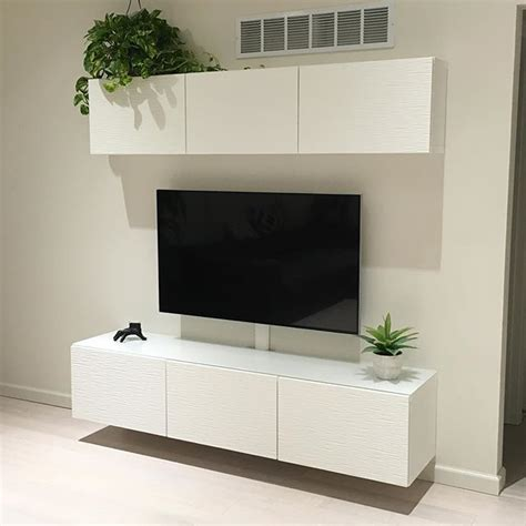 ikea besta floating cabinet best 25 ikea entertainment center ideas on pinterest