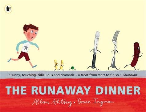 the dinner book walker books the runaway dinner