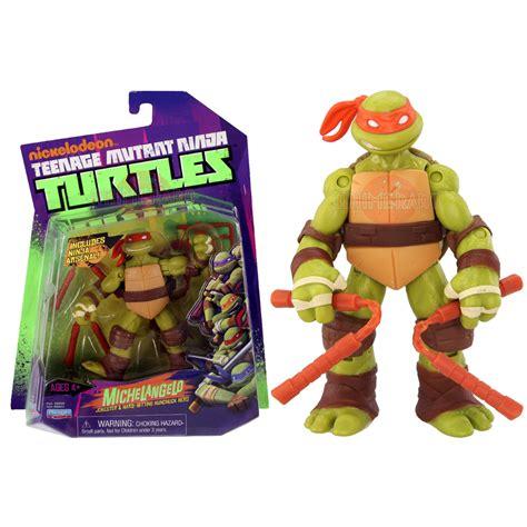 figure nickelodeon shows nickelodeon mutant turtles basic