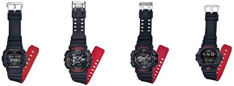G Shock Ga 400 Rosegold Black Rubber Autolight On g shock black and heritage layered band series