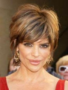 lisa rinna does she have thick hair she s got style on pinterest 141 pins