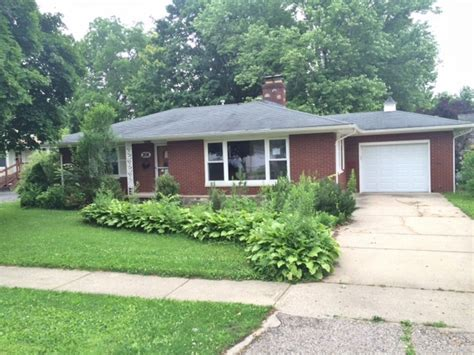 208 E Saint Clair St Almont Mi 48003 Foreclosed Home