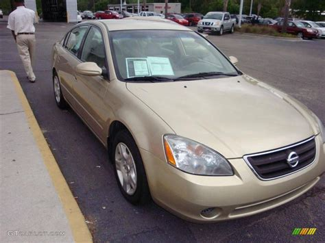 2003 velvet beige nissan altima 2 5 s 12856499 gtcarlot car color galleries