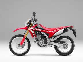 Honda Crf 250 2017 Honda Crf250l Rally Preview