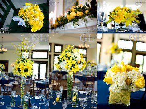 yellow  navy blue event accomplished llc