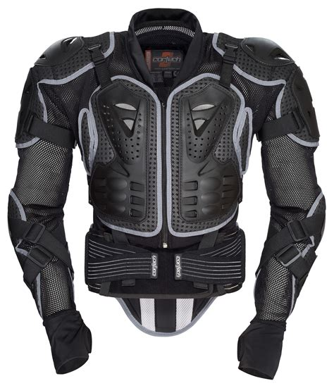 Cortech Accelerator Protector Armored Jacket   RevZilla