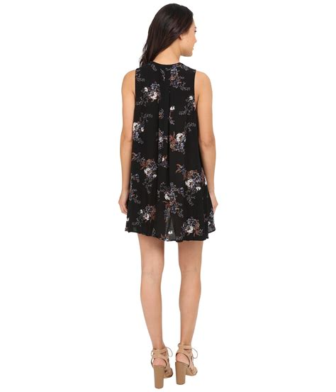 free people swing free people tree swing dress ashed stone combo zappos