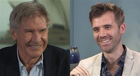 who does harrison ford play in wars episode 36 the one with harrison ford 28 plays later