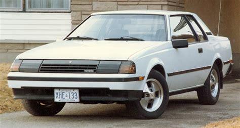 Toyota Gt 1986 1986 Toyota Celica Pictures Cargurus