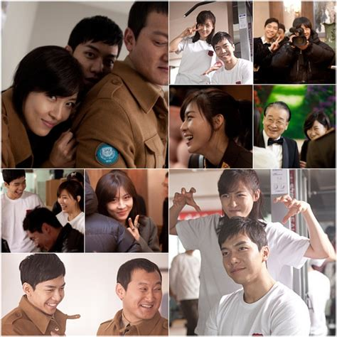 lee seung gi jo jung suk lee seung gi ha ji won look friendly on set of quot the king