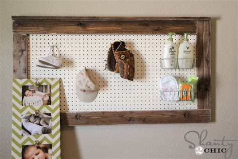 diy pegboard peg board diy for hubby s hats diy