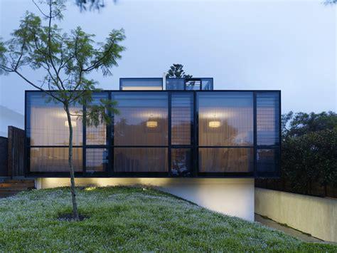 house design large windows dise 241 o casa dos plantas moderna planos construye hogar