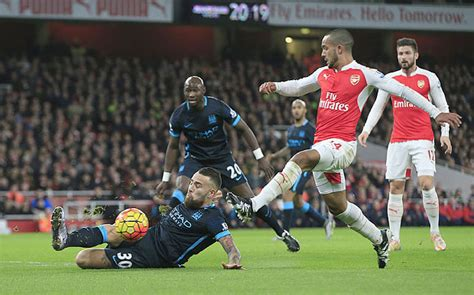 arsenal man city arsenal vs manchester city 3 2 highlights video