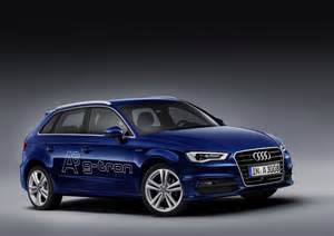 gas powered 2014 audi a3 g revealed