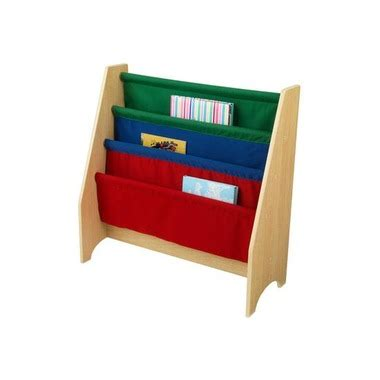 buy kidkraft sling bookshelf at well ca free shipping
