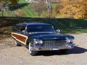 1960 Cadillac Station Wagon Cadillac Station Wagon Information Pages