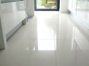 White Tile Kitchen Floor White Kitchen Floor Tiles Home Improvement