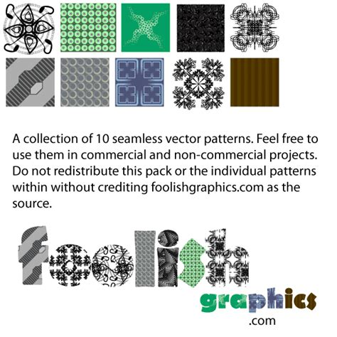 ai pattern pack foolish pattern pack ai svg eps vector free download