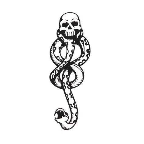 harry potter lord voldemort death eater tattoo for body