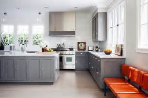 Grey Kitchens 50 Gorgeous Gray Kitchens That Usher In Trendy Refinement