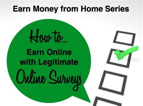 Do Surveys Online For Money - learn how to make money doing online surveys post gives