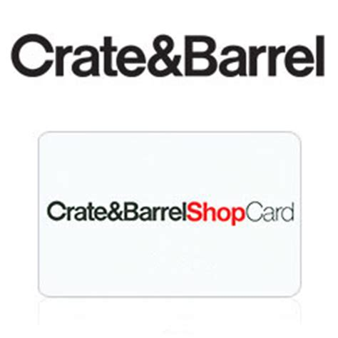 buy crate and barrel gift cards at giftcertificates com - Crate And Barrel Gift Cards Where To Buy