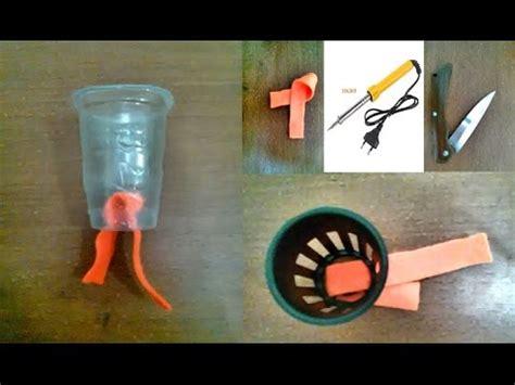 Membuat Netpot Hidroponik | cara membuat netpot hidroponik sederhana dan murah youtube