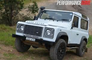2016 land rover defender 90 pictures information and