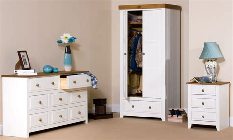 White Painted Bedroom Furniture The Cheshire White Collection