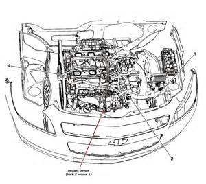 pontiac montana o2 sensor bank 1 location pontiac get free image about wiring diagram