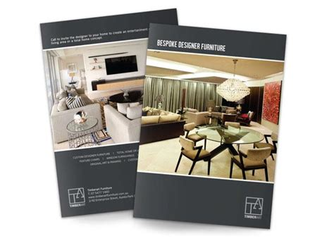 home designer pro catalogs 25 modern furniture catalogue brochure designs jayce o