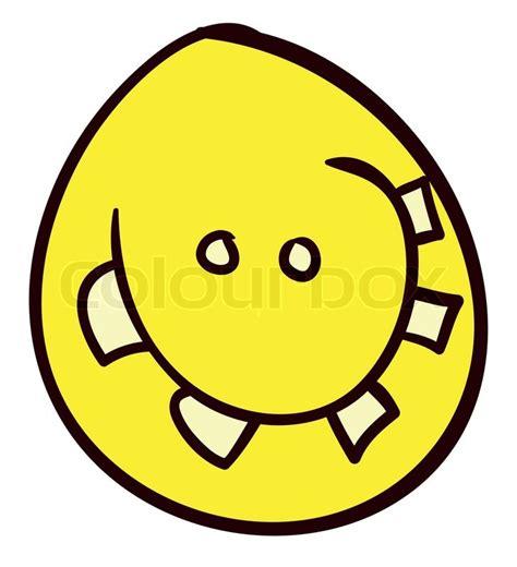 doodle emoticon smiley doodle 33 stock vector colourbox
