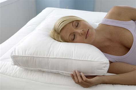 Side Stomach Sleeper by 5 Uses For Pillows Dreamy Fashion