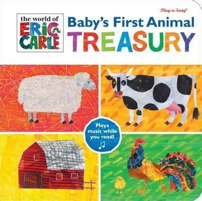 critter s family treasury books baby s animal treasury eric carle 9781450885843
